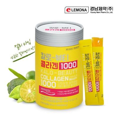 경남제약 레모나 칼로뷰티 콜라겐 젤리 깔라만시 30포