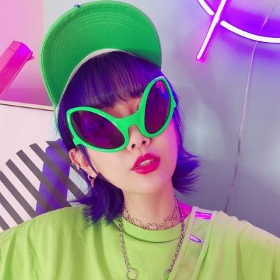 외계인 인싸 선글라스 안경 5color 웃긴 쓸데없는선물