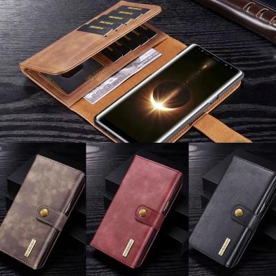 갤럭시노트10 플러스 9 8 s10 + 클립 카드지갑 케이스