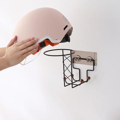 PH 자전거 킥보드 오토바이 헬멧걸이 거치대