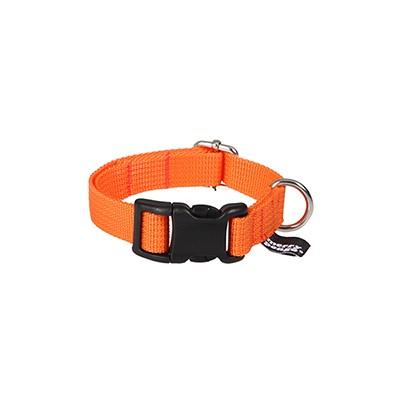 basic orange collar