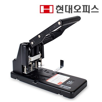 수동 2공천공기 HD-200 /1회 300매 펀칭기 타공기
