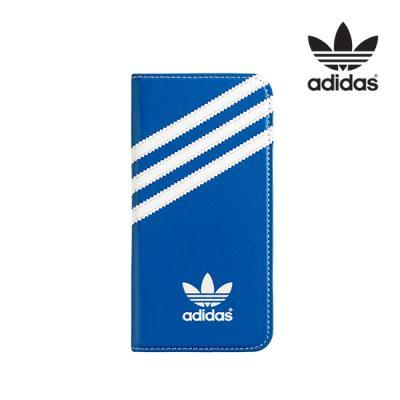 [Adidas] Booklet Case[블루/화이트][아이폰6/6S]
