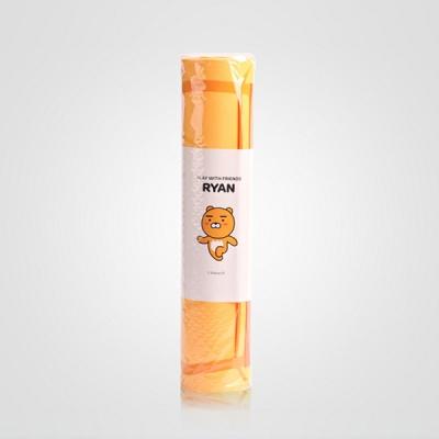 플레이위드 카카오프렌즈 라이언 요가매트 6mm
