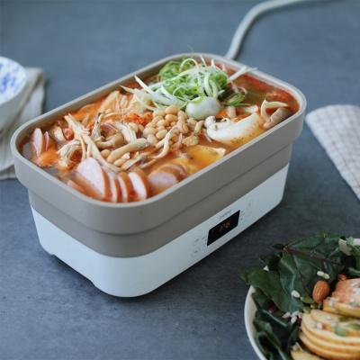 단미 DA-MCS01 전기냄비 실리콘 멀티쿠커 전기그릴