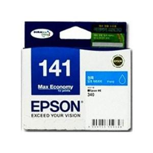 엡손(EPSON) 잉크 C13T141270 / NO.141 / 청록 / ME340 / WF3011 / WF3521
