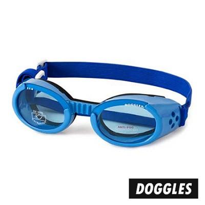 도글스 샤이니 블루 애견선글라스&도글라스&Doggles Shiny Blue