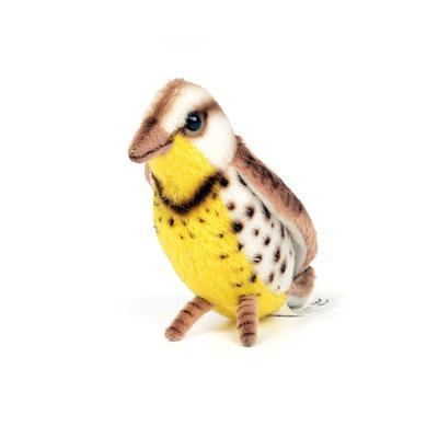5521번 새 Beige Bird/13cm.L