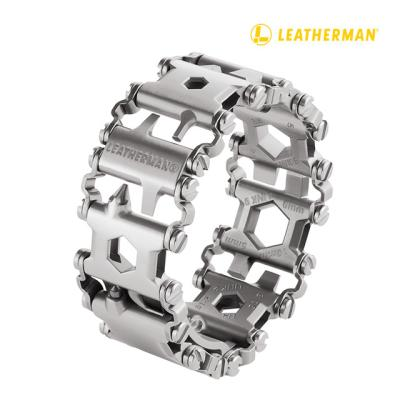 Leatherman TREAD METRIC 실버 웨어러블툴