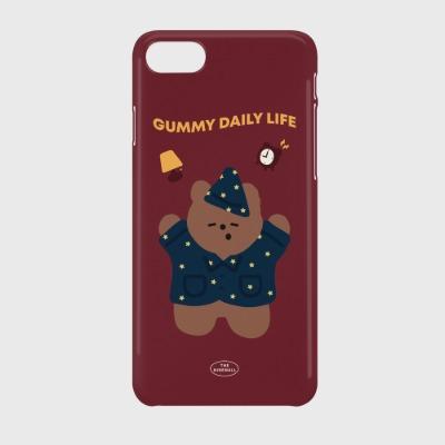 daily life one gummy 하드케이스