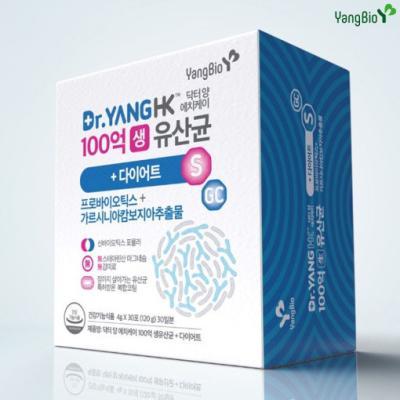 닥터양 에치케이 다이어트 100억 생 유산균 1박스