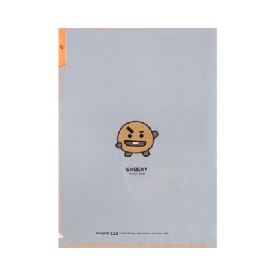 [BT21] 3포켓pp폴더 / 슈키(SHOOKY)