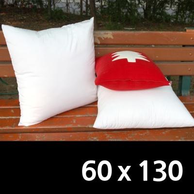 [콩지] 폴리에 쿠션솜 60x130