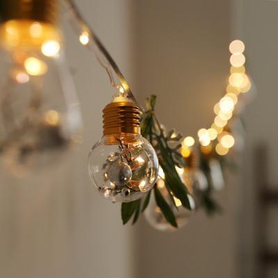 올리브가랜드 + LED 에디슨 전구 풀세트