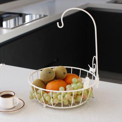 마이캣 과일 바스켓 - 아이보리