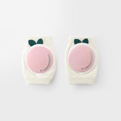 [메르베] 복숭아 유아 아기무릎보호대