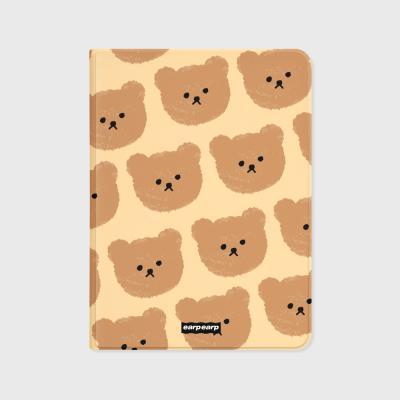 Dot big bear-ivory(아이패드-커버)