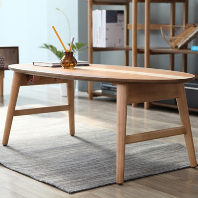 히토리 라운드 접이식 테이블