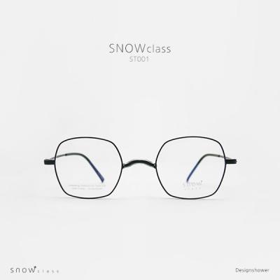 김종필안경 - 스노우클래스 ST001  코받침없는 안경
