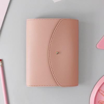 [아이스타일] 실노트 미니 바인더 핑크