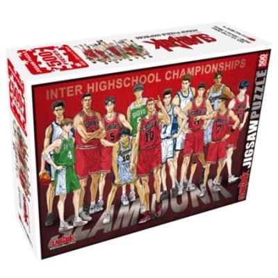 슬램덩크 퍼즐 하이스쿨 챔피언십 500피스 직소퍼즐