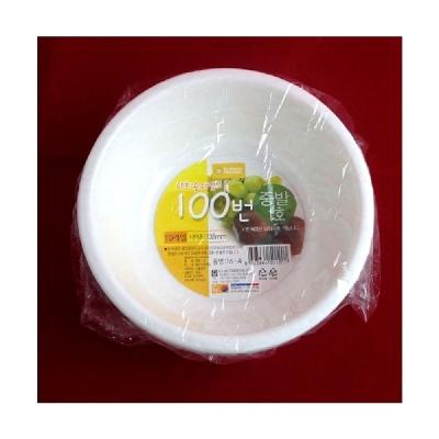 일조-다회용중발1호 - 2EA 그릇 국그릇 다용도대접
