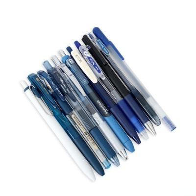 베스트 블루블랙 젤잉크펜 0.5mm