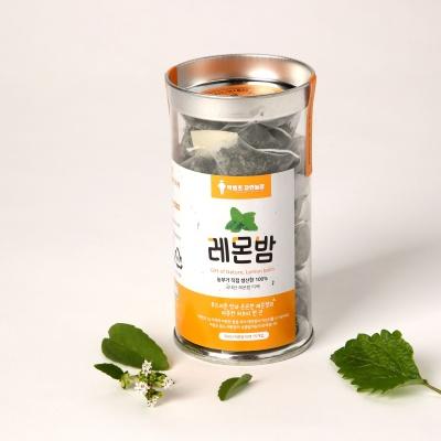 (1+1)박병호 자연농장 레몬밤 티백 15T