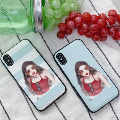아이폰8 DH 여름 카드케이스