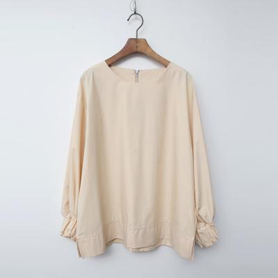 Brook Cotton Blouse