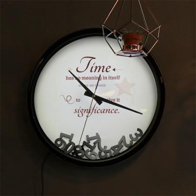 nf170-LED시계액자35R_의미있는시간