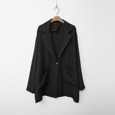Linen Modal Oversized Jacket