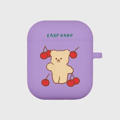 cherry nini-purple(Air pods)