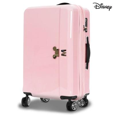 [디즈니]파스텔 여행가방 핑크 20 사이즈 캐리어