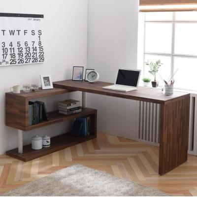 [히트디자인] 멀티 1200 (ㄹ) 책상 세트