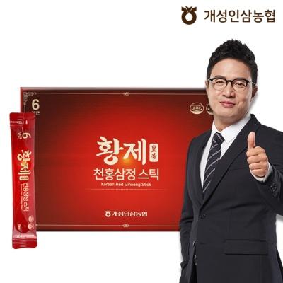 개성인삼농협 정한삼 황제천홍삼정스틱10ml x 30포