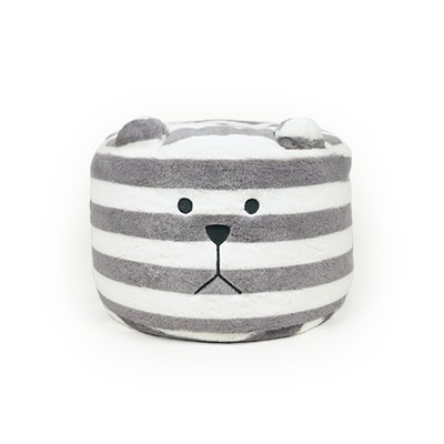 크래프트홀릭 BORDER SLOTH STOOL