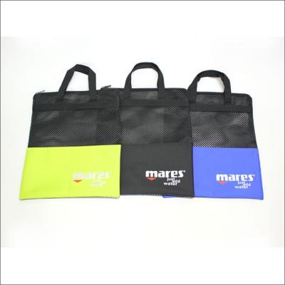 마레스 망사가방(숏핀용)/오리발가방
