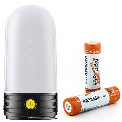 LED 캠핑랜턴 LR50-222 방수등급 IP66 배터리 2개포함