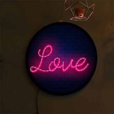 no149-LED액자35R_빛나는사랑