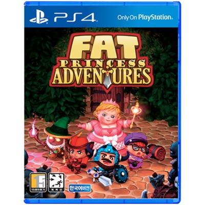 PS4 팻 프린세스 어드벤쳐 한글판