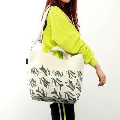 [플루토나인] 파인리프 숄더백 기저귀가방