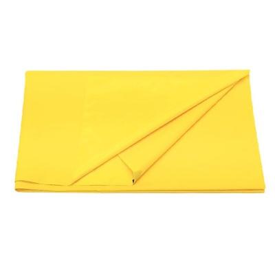 삶는방수시트 노랑 천발수코팅 95x140cm 매트 반시트