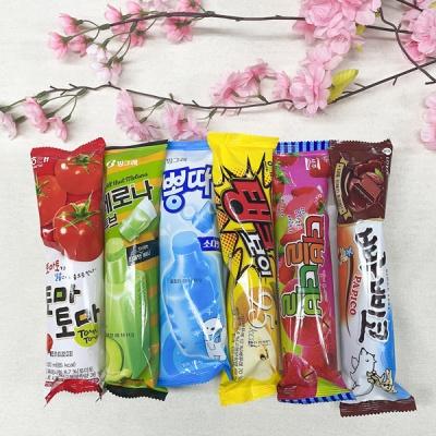 [추억속아이스크림] 쮸쮸바 6종세트/총18개