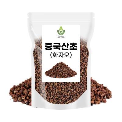 화자오 중국 산초 열매 화지아오 마라탕 재료 100g