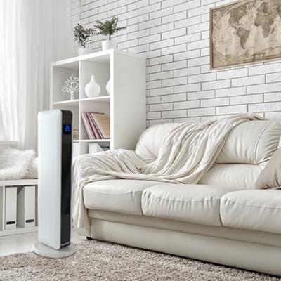 트리아이나 타워형 온풍기 전기히터 열풍기 TN-VP50