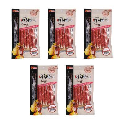 오리트위스트 7P(스틱) 60g x5개 강아지간식