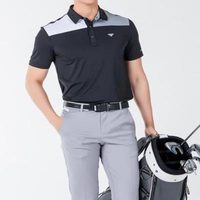 골프웨어 골프복 반팔 티셔츠 남성 기능성 라운딩 D20