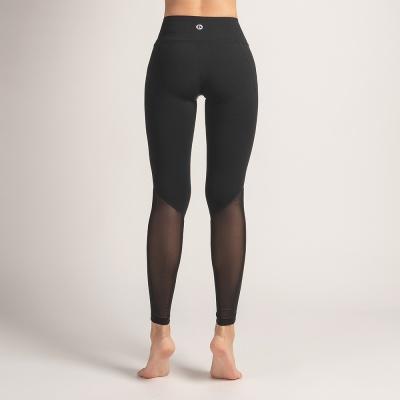 여성 운동복 베키 요가레깅스 DFW4016 블랙