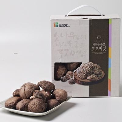 [자연의선물] 가을햇살담은 표고버섯세트 300g